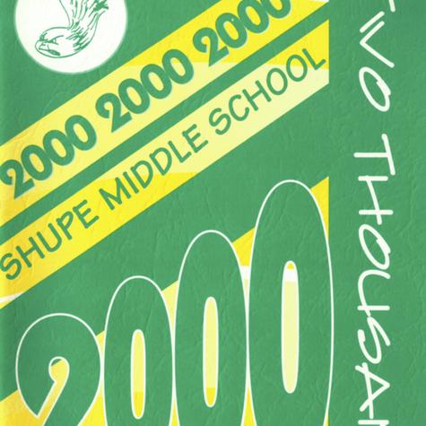 Shupe: 1999-2000