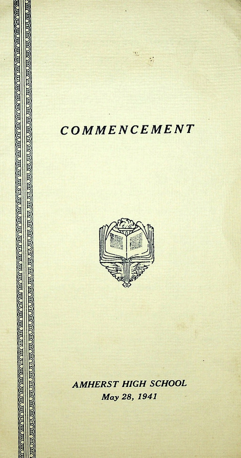AHS Commencement: 1941