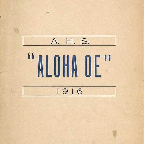 AHS: 1916