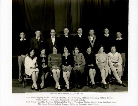 AHS Class of 1929