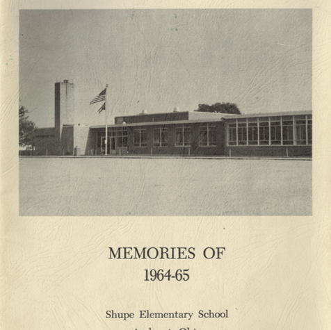 Shupe: 1964-65