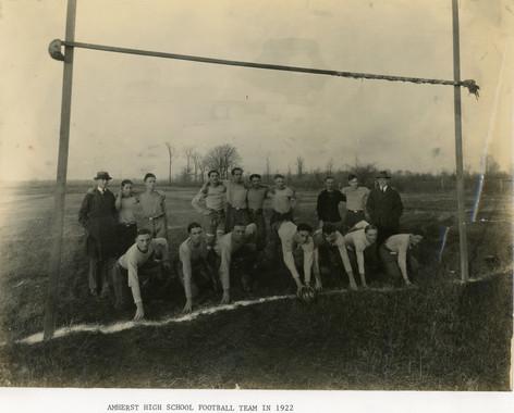 AHS Football: 1922