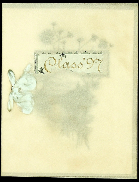 North Amherst High School Commencement: 1897