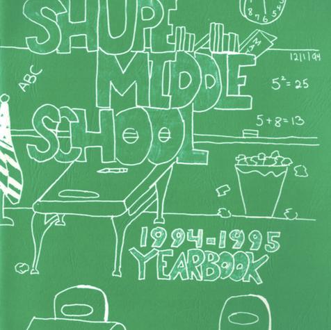 Shupe: 1994-95