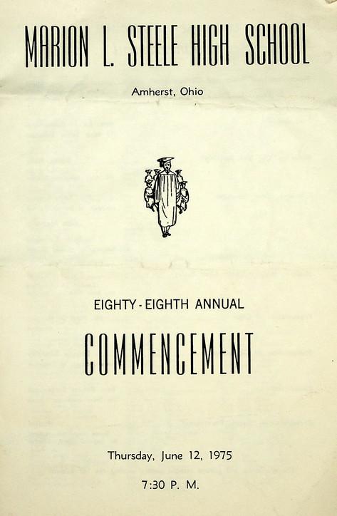 MLS Commencement: 1975
