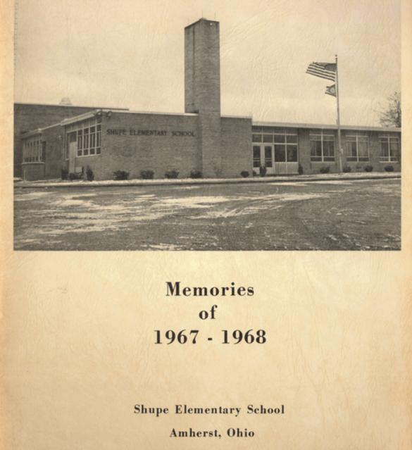 Shupe Yearbooks