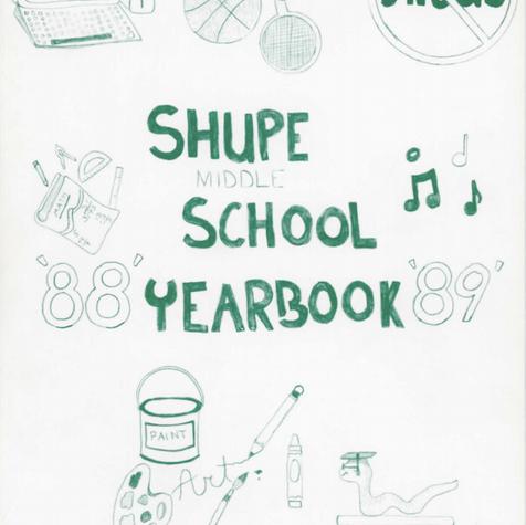 Shupe: 1988-89