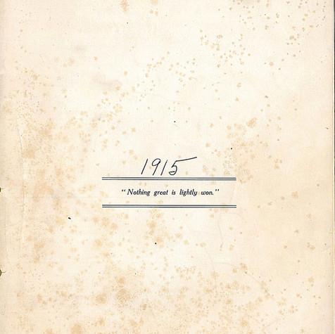 AHS: 1915