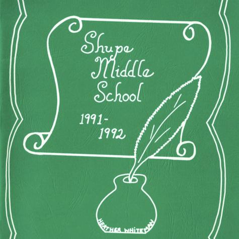Shupe: 1991-92