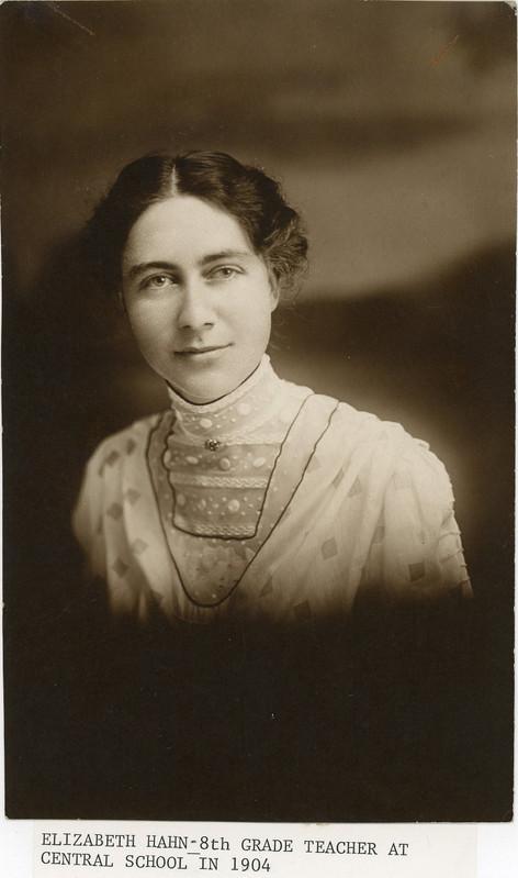 Ms. Elizabeth Hahn - 1904