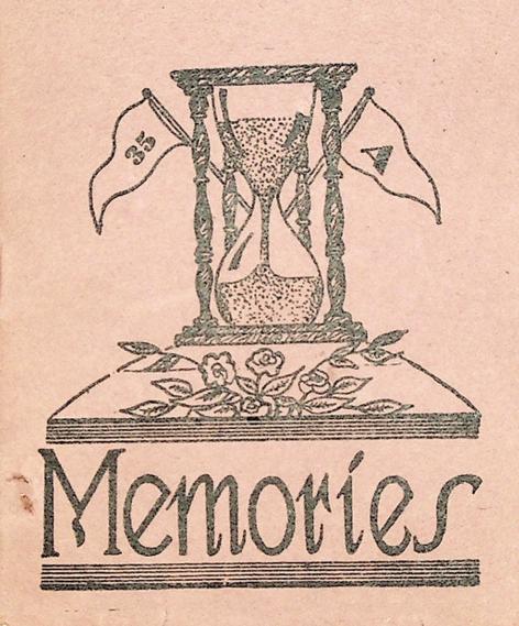 Memories: 1935