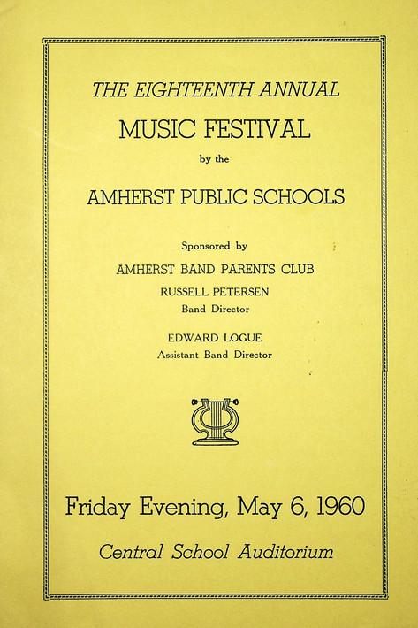 MLS Music Festival: 1960