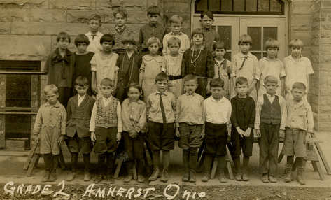 Students at Central: Pre-1907
