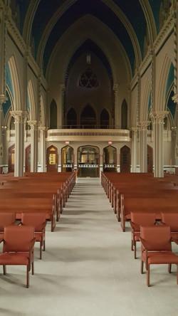 St Josephs Chapel - 9 (Rear of Chapel)