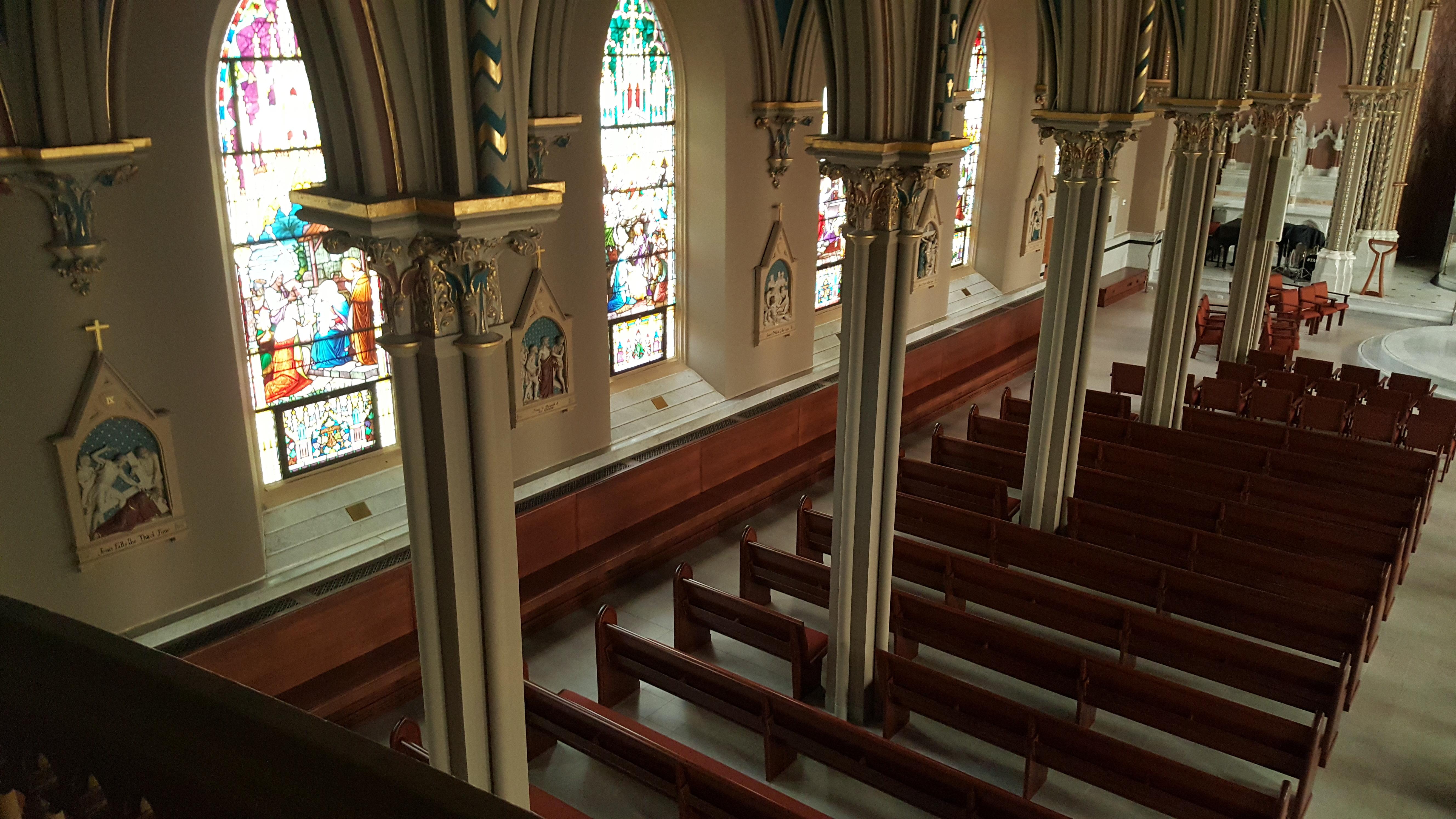 St Josephs Chapel - 7 (Baseboard Heat -2