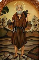 Saint Simon tiie Tanner