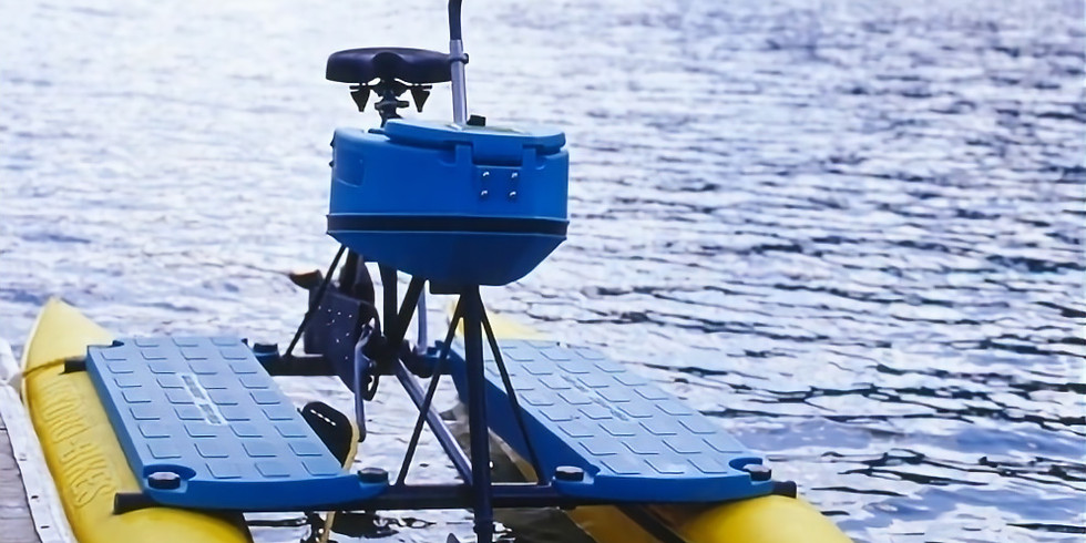 Water Bikes- You must call to rent 705-268-8069