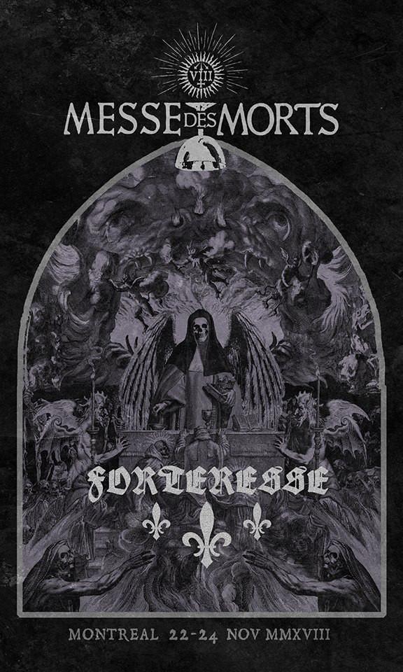MESSE DES MORTS - FORTERESSE