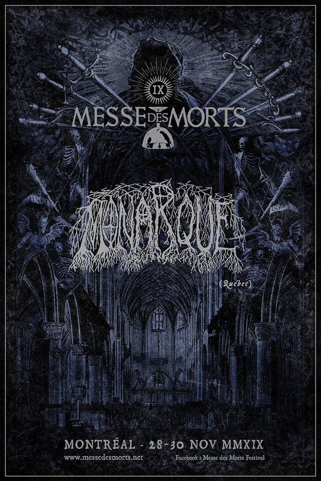 MESSE DES MORTS IX – MONARQUE