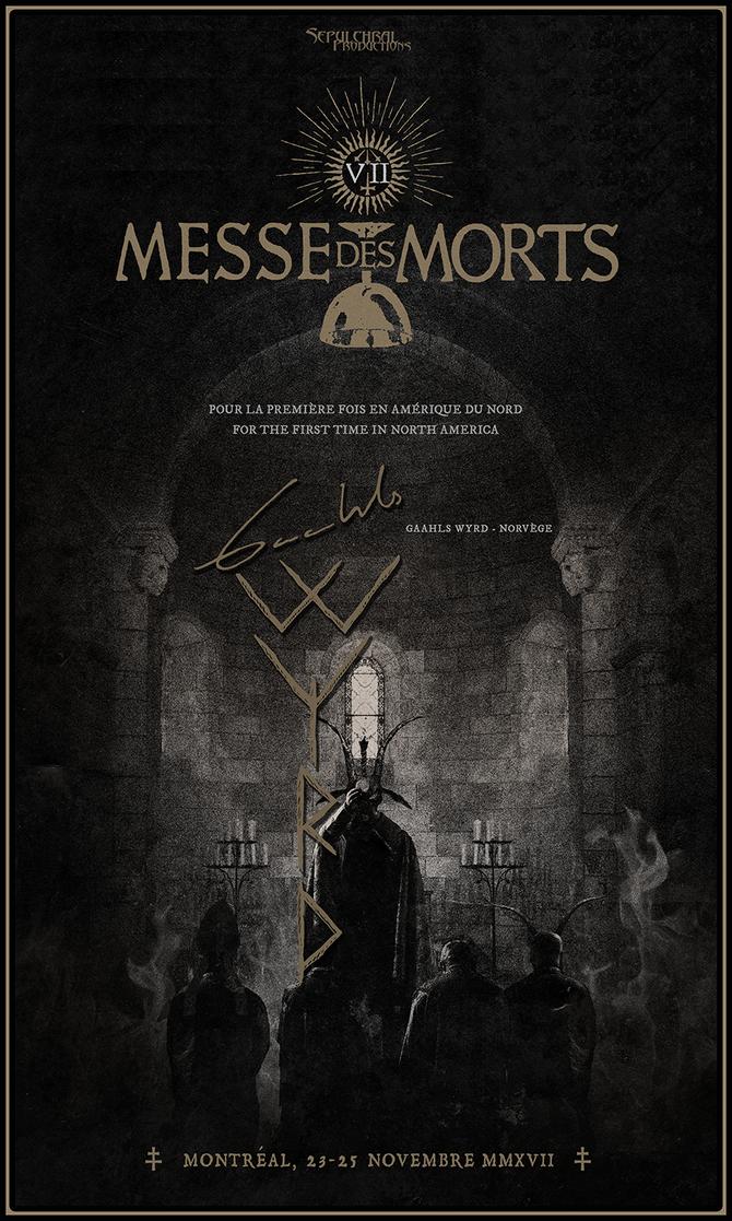 MESSE DES MORTS VII – GAAHLS WYRD