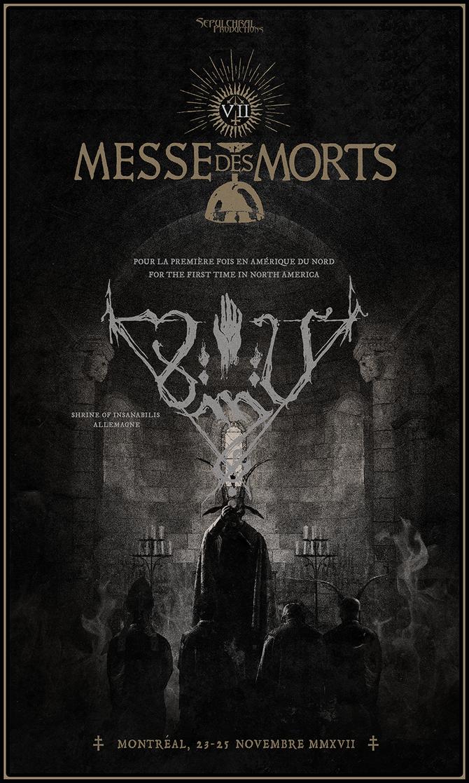 MESSE DES MORTS VII – SHRINE OF INSANABILIS