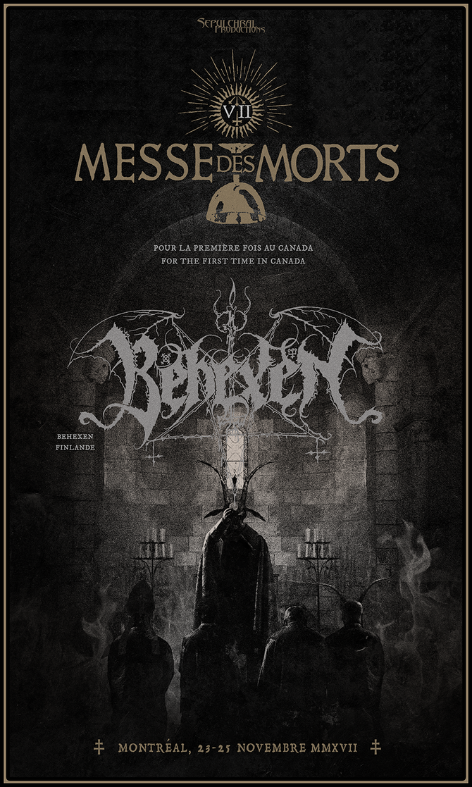 MESSE DES MORTS VII – BEHEXEN