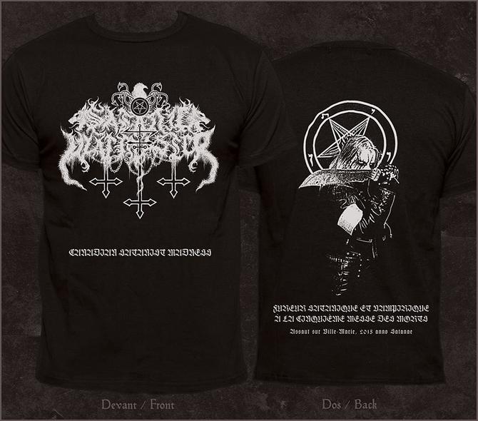 Satanic Warmaster T-Shirt