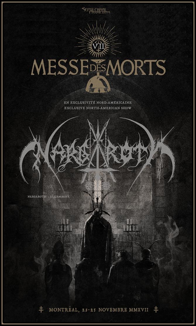 MESSE DES MORTS VII – NARGAROTH