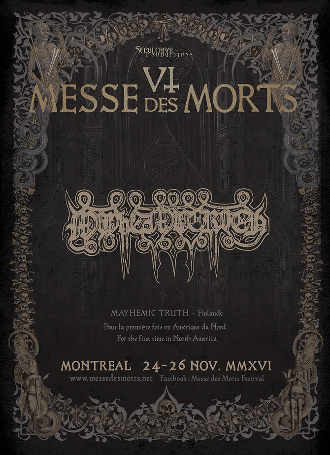 MESSE DES MORT VI – MAYHEMIC TRUTH
