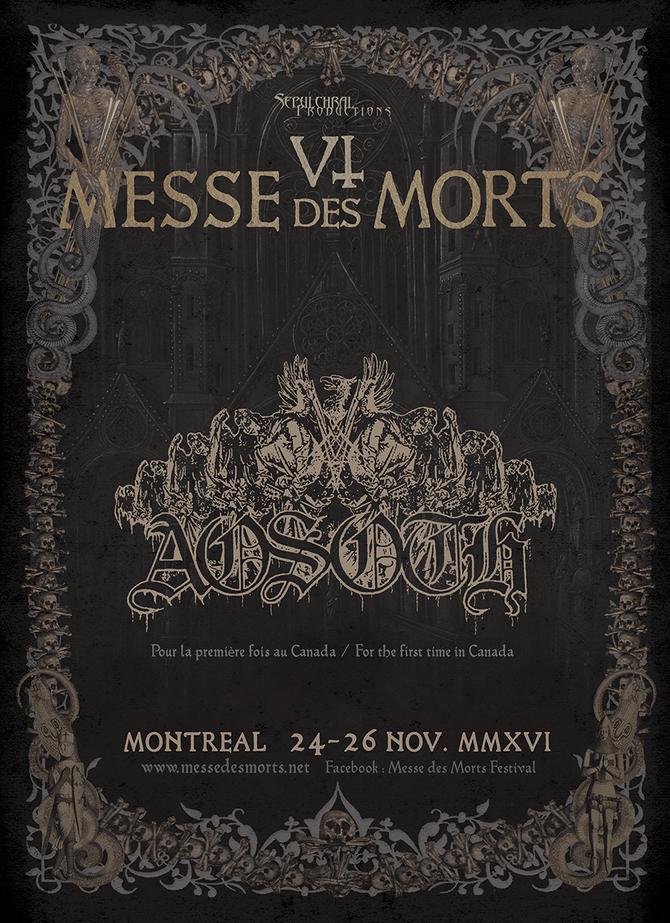 MESSE DES MORTS VI – AOSOTH