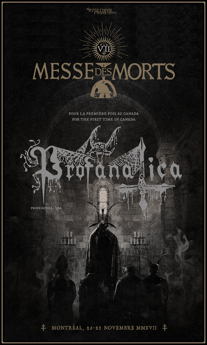 MESSE DES MORTS VII – PROFANATICA