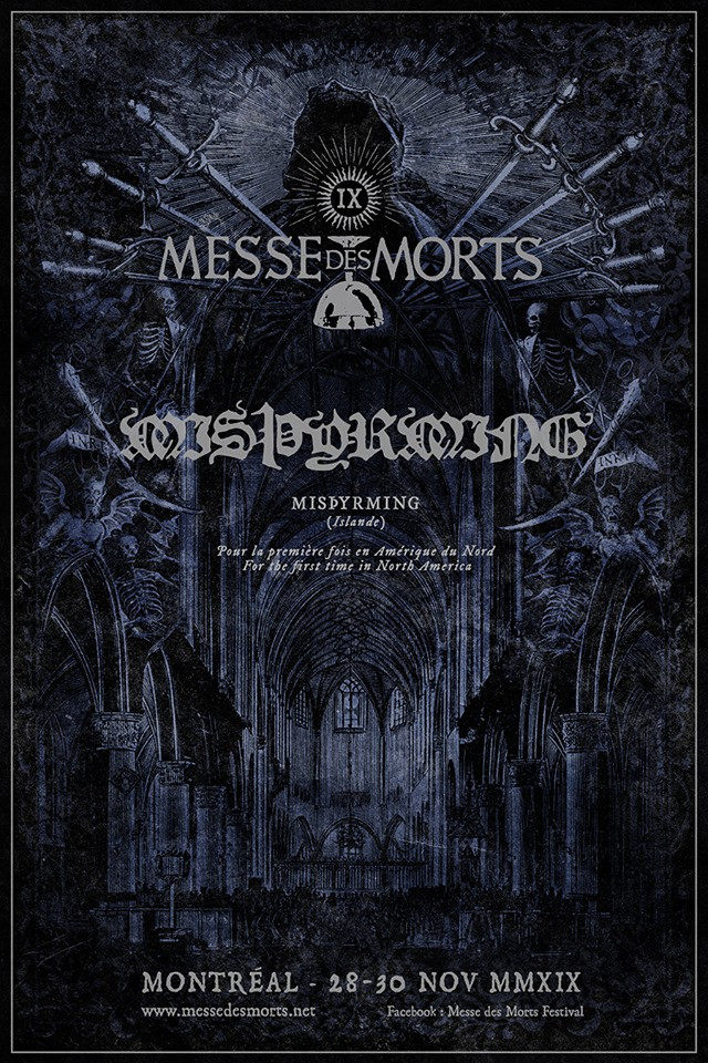 MESSE DES MORTS IX – Misþyrming
