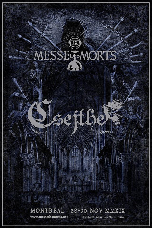 MESSE DES MORTS IX – CSEJTHE