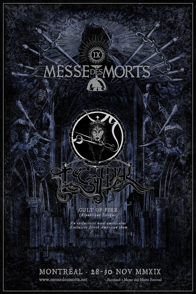 MESSE DES MORTS IX – CULT OF FIRE