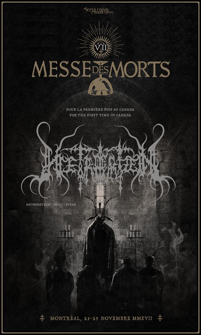 MESSE DES MORTS VII – HETROERTZEN