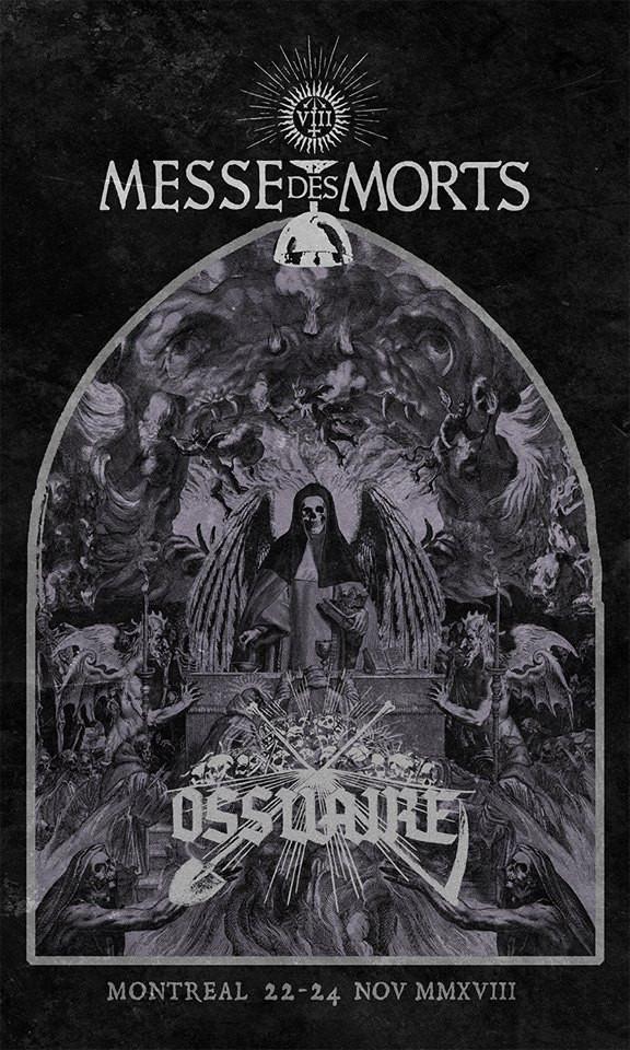 MESSE DES MORTS VIII – OSSUAIRE