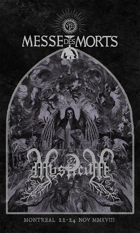 MESSE DES MORTS VIII – MYSTICUM