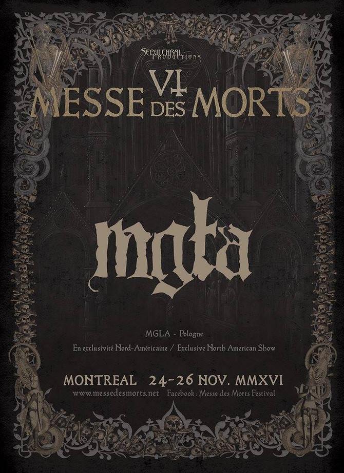 MESSE DES MORTS VI – MGLA