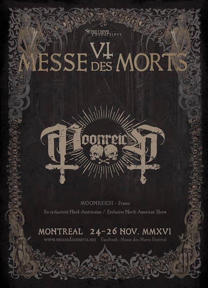 MESSE DES MORT VI – MOONREICH