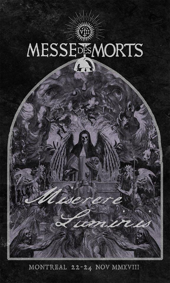 MESSE DES MORTS VIII – MISERERE LUMINIS