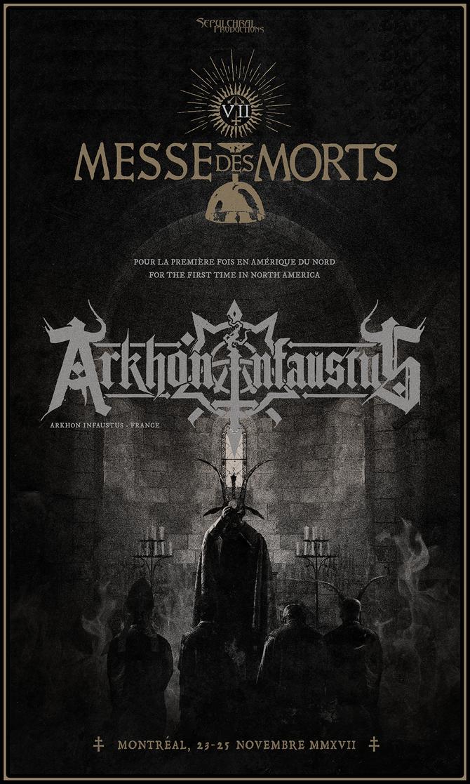 MESSE DES MORTS VII – ARKHON INFAUSTUS