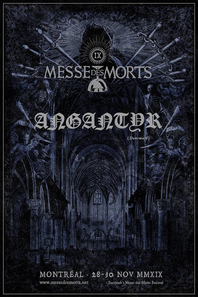 MESSE DES MORTS IX – ANGANTYR
