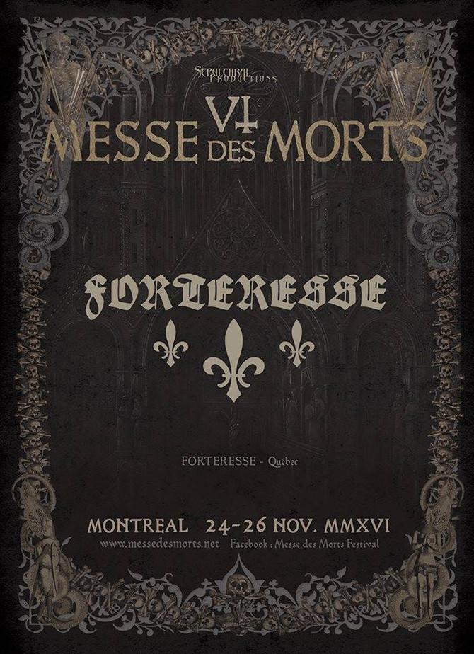 MESSE DES MORTS VI - FORTERESSE