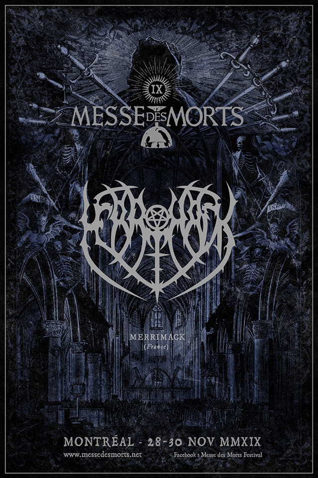 MESSE DES MORTS IX – MERRIMACK