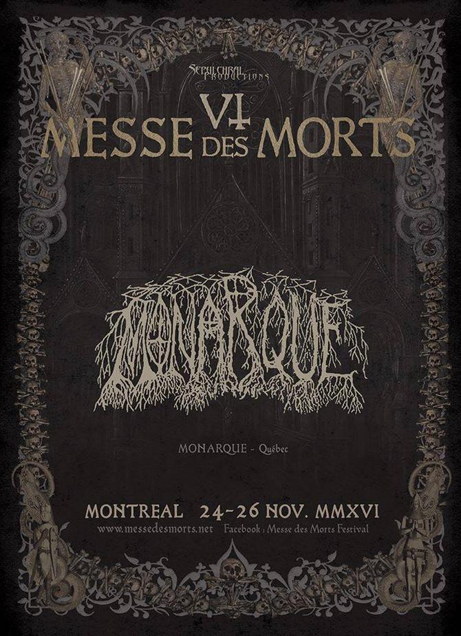 MESSE DES MORT VI – MONARQUE