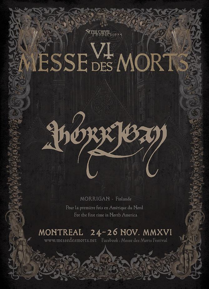 MESSE DES MORT VI – MORRIGAN