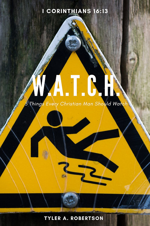 WATCH -5Things Every Christian Man Should Watch