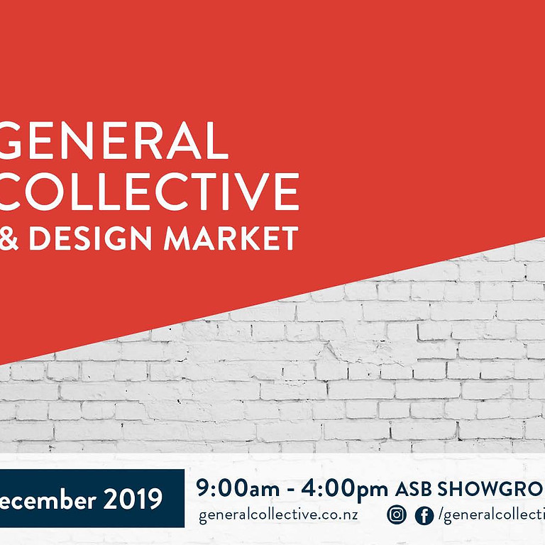 General Collective Lifestyle & Design Market. Christmas Edition