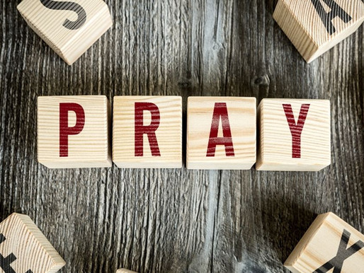 What Are Your Prayer Prompters?