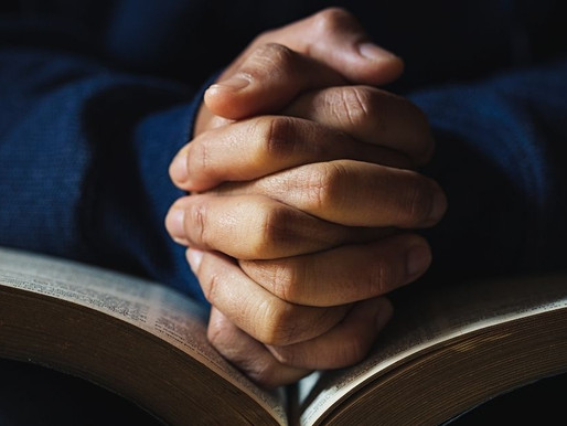 Don't Just Read the Bible; Pray it!